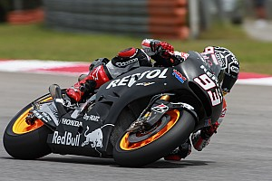 MotoGP Testing report Marquez sets quickest ever lap at Sepang to top first official test