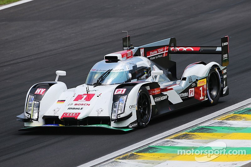 A word from Chris Reinke, Audi Head of LMP