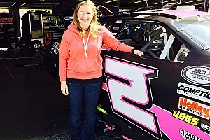 ARCA Breaking news Sarah Cornett-Ching looking forward to Daytona debut