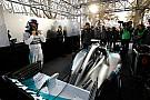 Mercedes espera probar el modelo 2015 en enero