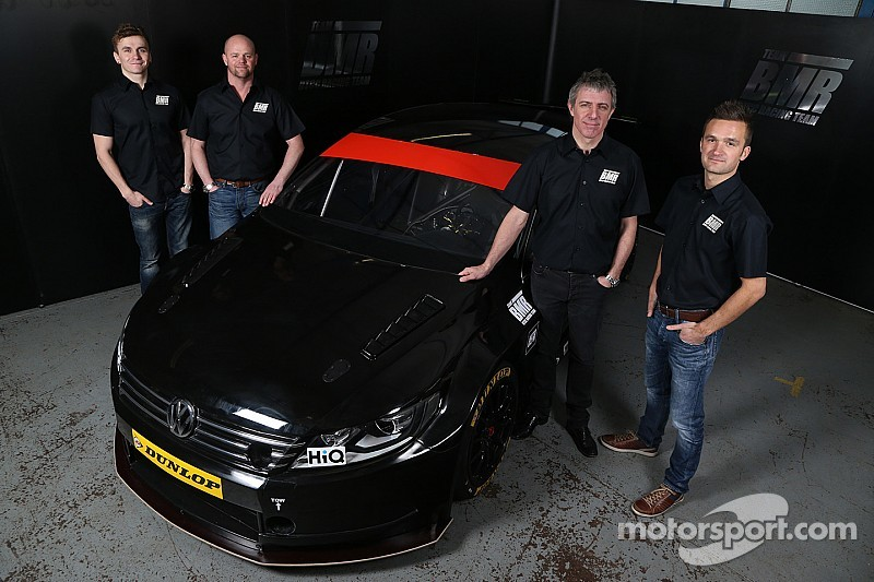 Two-time champions Plato and Turkington team up at BMR