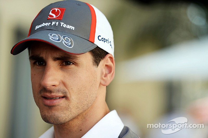 Sutil's manager denies Le Mans reports