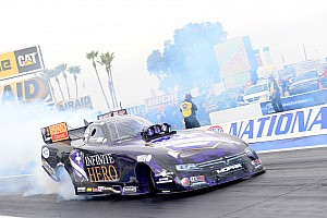 NHRA Commentary Beckman looking for rebound in Phoenix