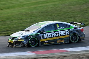 BTCC Testing report Pre-season testing starts strongly for Belcher at Silverstone