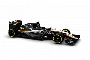 Formula 1 Breaking news New Force India to miss first day of test