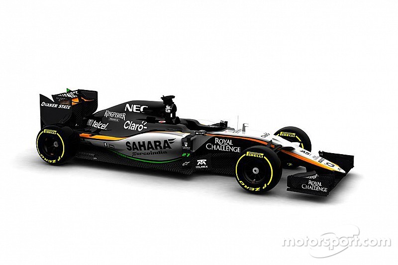 New Force India to miss first day of test