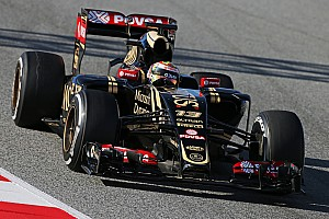 Formula 1 Testing report Maldonado completes the distance of two Grands Prix at Barcelona