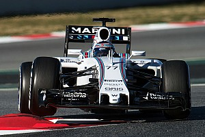 Formula 1 Interview Williams: We're working hard to chase down Mercedes
