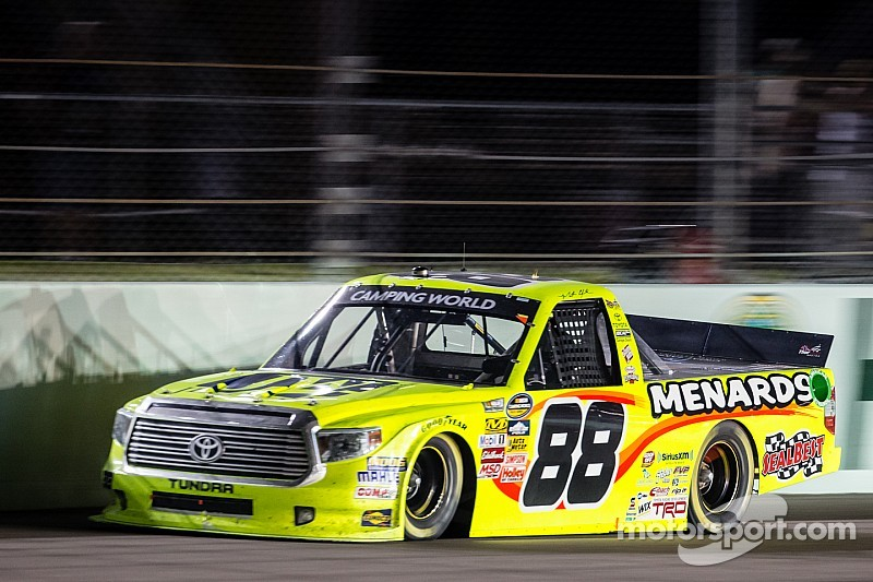 Crafton domina las Trucks en Atlanta