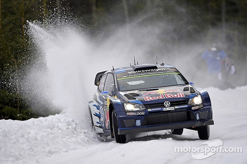 Sébastien Ogier listo para el Rally México