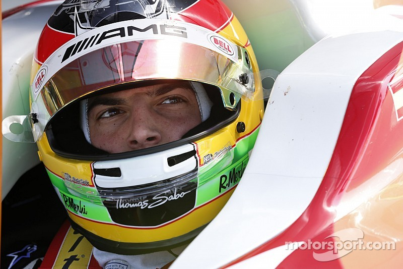 Merhi stays in FR3.5 with Pons Racing