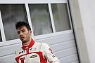 Тио Эллинас стал быстрейшим во второй день тестов ФR3.5 в Хересе