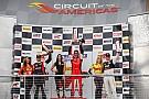 Olivier Beretta makes his Pirelli World Challenge season opener count