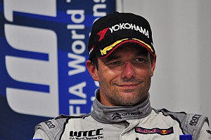 WTCC Race report Loeb secures first victory of 2015 after chaotic race start