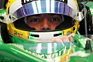 Merhi set for second Manor F1 seat
