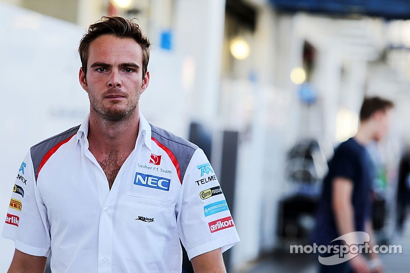 Van der Garde gets race seat with Sauber as court decides in his favour