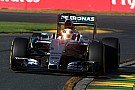 Australian GP qualifying results: Hamilton clinches pole