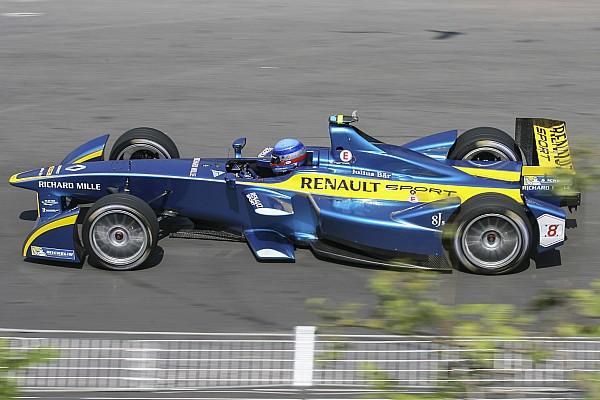 Формула E Николя Прост выиграл яркую гонку Формулы Е в Майами