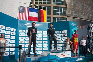 Formula E Race report An energetic start to Formula E in Miami