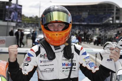 Porsche-Carrera-Cup: Larry ten Voorde feiert Doppelsieg zum Saisonstart