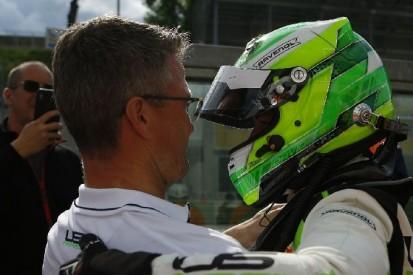 Erster Sieg für David Schumacher in der Formula-Regional-EM