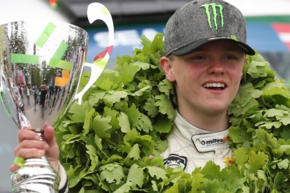 Oliver Solberg: Sieg beim Rallye-EM-Debüt mit 17 Jahren