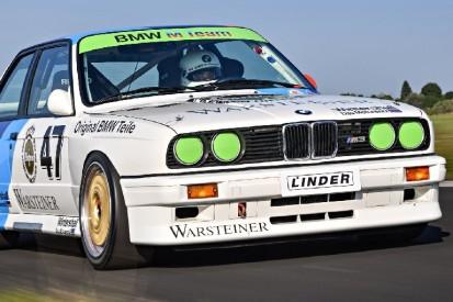 24h 1991: Wie eine Rockerbande Dieter Questers BMW M3 reparierte