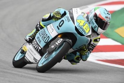 Moto3: Erster Saisonsieg für Dalla Porta auf dem Sachsenring