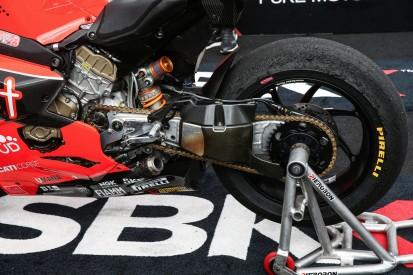 Einarmschwinge an der Ducati Panigale V4R: Optik wichtiger als Performance?