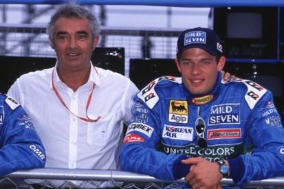 Alexander Wurz: Briatore wollte mich vor Silverstone 1997 rausschmeißen