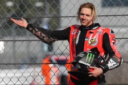 Geheimer Valencia-Test: Scott Redding auf der Ducati für die WSBK-Saison 2020