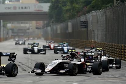DRS versagt beim Macau-Debüt in der Formel 3