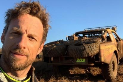 Jenson Button: Beim Off-Road-Debüt 17 Stunden lang in der Wüste gestrandet