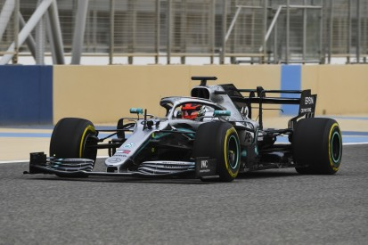 Toto Wolff: George Russell wird bei Mercedes-Test nicht bewertet