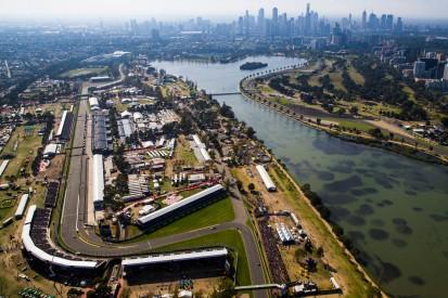 Melbourne-Layout: Ricciardo will Umbau, Vettel warnt