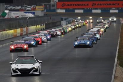 Super-GT-Auftakt in Okayama verschoben