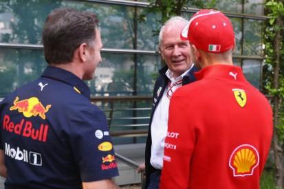 Helmut Marko bestätigt: Mit Sebastian Vettel über Rückkehr gesprochen