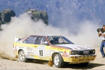 Aus dem Video-Archiv: Die wilden 80er in der Rallye-Weltmeisterschaft