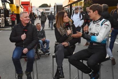 Johnny Herbert: Würde lieber George Russell nehmen als Alonso
