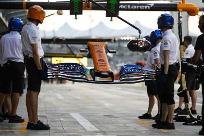 Ersatzteil-Mangel droht: McLaren-Boss mahnt Fahrer zur Vorsicht