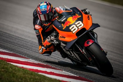 """KTM-Rookie Brad Binder: """"Will mich nicht unter Druck setzen"""""""