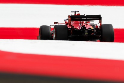 Ferrari in Spielberg im klaren Hintertreffen: Problemlösung in Ungarn?