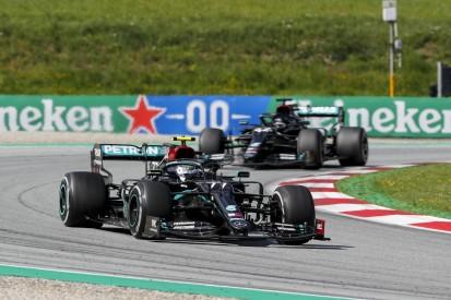 Hamilton: Safety-Car brachte Alternativ-Strategie gegen Bottas durcheinander