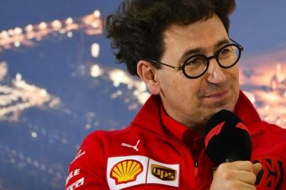 """Ferrari-Teamchef nach Doppelausfall: """"Klar, wo die Verantwortung liegt"""""""