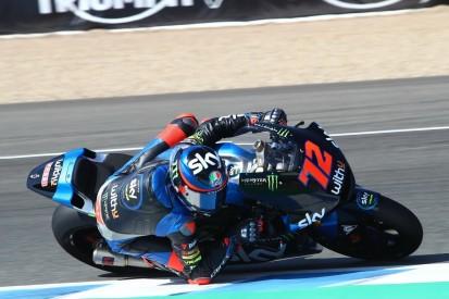 Moto2 Jerez (2): Erste Pole-Position für Marco Bezzecchi