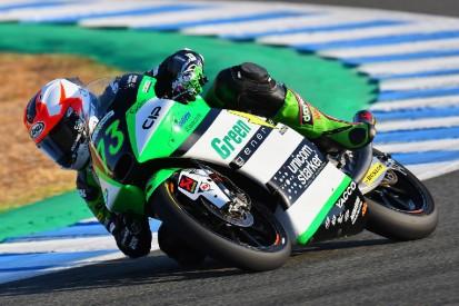 Platz 18 in Jerez: Maximilian Kofler kommt den Punkterängen immer näher
