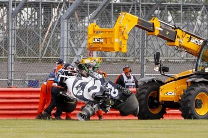 Crash von Daniil Kwjat: Reifenschaden oder selbst schuld?
