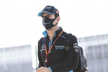 Nicholas Latifi: Habe das Zeug, Formel-1-Weltmeister zu werden