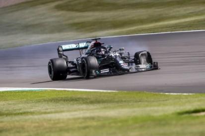 So eng war es wirklich: Lewis Hamiltons dramatische letzte Runde in Silverstone