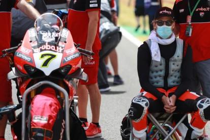 Ducati 2021: Chaz Davies empfiehlt sich, aber Ducati-Junior macht Druck